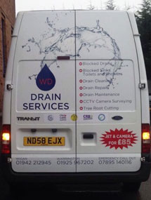 Drain Cleaning and Repairs in Bolton